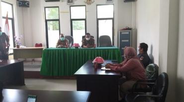 Kunjungan Komisioner Bawaslu ke Sekretariat Komisi Informasi Publik (KIP)