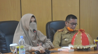 Menuju Satu Data Indonesia, Diskominfo Gelar Rakor Pengelolaan Data
