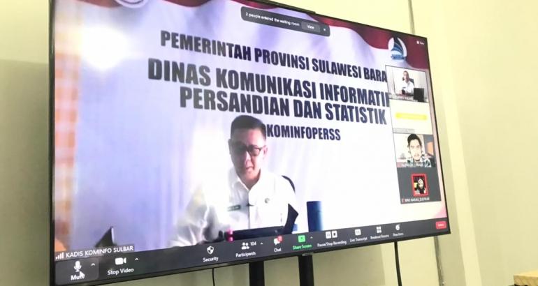 KepalPelatihan Host Zoom Meeting Profesional Sulawesi Barat